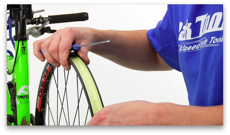 tubeless bicycle conversion